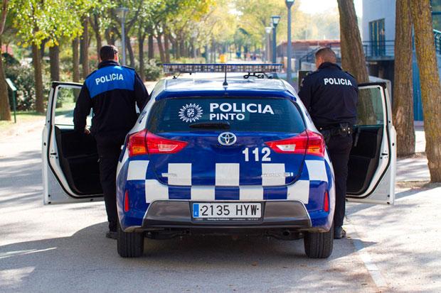Policía-Local-Pinto