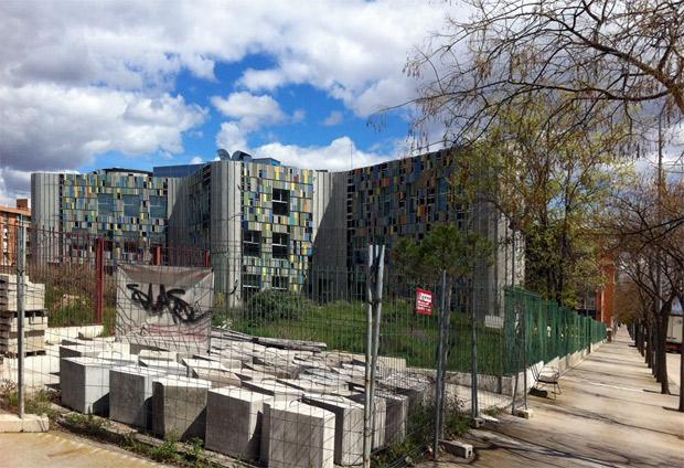 ULEG promete finalizar las obras de la Biblioteca  Central, «tristemente  abandonada consecutivamente por los gobiernos anteriores»