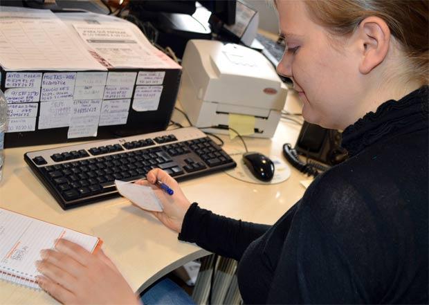 Intérprete del servicio de traducción