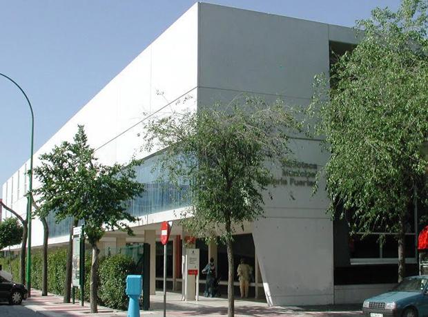 biblioteca-Gloria-Fuertes